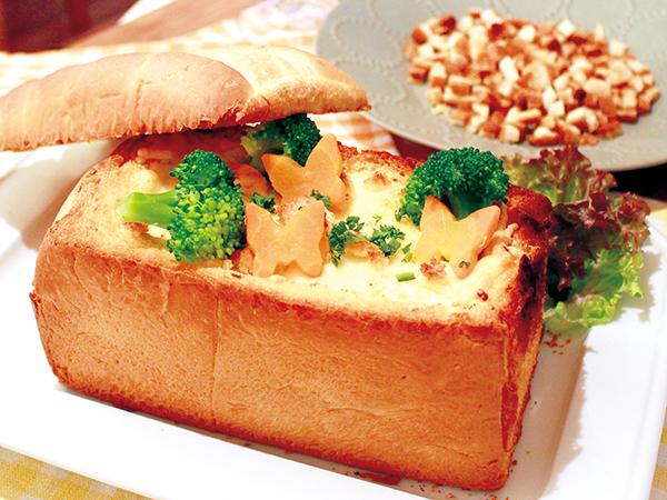 3日後のパンも楽しめる!1斤で何度もおいしい『食パンアレンジレシピ』