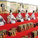 【2月16日~4月25日】仙巌園・尚古集成館で島津家の貴重なひな人形を公開「薩摩のひなまつり」