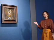 石原さとみさんがナビゲート 大阪市立美術館「フェルメール展」内覧会に行ってきました