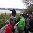 印旛沼公園内の戦国時代の城跡へ「師戸(もろと)城 歴史セミナー」