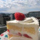 【グリーンライン高田】ひなまつりケーキ食べるなら「いちごの樹」