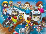 鈴鹿サーキットに親子50組をご招待!今春登場のバイクで遊ぼう