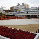 【吹田】3月25日(月)、吹田・阪急南千里駅前に広場がオープン