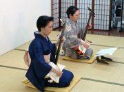 【立川】三味線教室の無料体験会へ!「和もーど 立川校」
