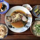 レトロモダンな古民家で楽しむ定食とコーヒーとスイーツ@江ノ島頂上の㠀舎