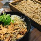 【銀座】都内で楽しむ田舎蕎麦#5〜山形名物・板蕎麦&肉蕎麦を楽しむ@そばきりや山形田