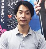 高知県観光政策課 中井 峻太郎さん