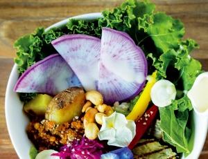 旬野菜のブッダボウル