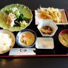 湘南野菜と地魚料理!新鮮なお刺身定食とお得なデザート!天の魚in寒川