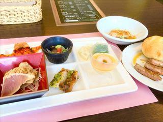 【千里阪急ホテル】イベント&ランチブッフェを楽しんで来ました!
