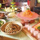【青葉区二日町】新鮮な野菜と果物が食べ放題「デリカフェ 芽ぶき」
