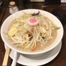 西荻窪徒歩1分!ワンコイン野菜タンメンはボリューム満点「ほど屋」