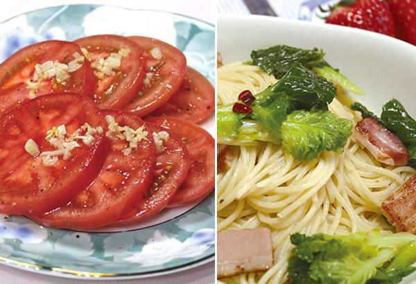 トマト・スパゲティ