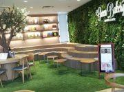 一般の人も気軽に入れる!緑に囲まれたブックカフェ 名城大学「green bakery BOOK CAFE」(塩釜口)