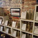 生豆から販売、その場で焙煎!コーヒー専門店『ブレンディア』@あざみ野