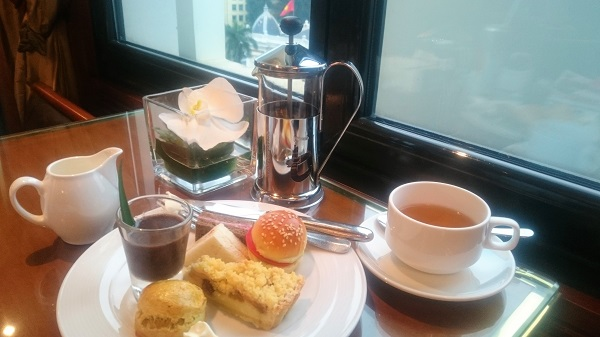 Hanoi tea