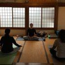 今話題のお寺ヨガで瞑想してきました@海蔵院