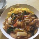 清田区の美味しいあんかけ焼きそばなら中華ハウス チェリオ