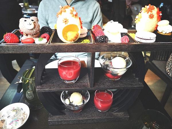 ザ・カフェByアマン東京にて『イースターフォレデセール』を堪能