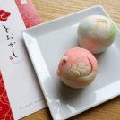 地元店による西宮神社の「とおかし」 今年度の和菓子をお披露目