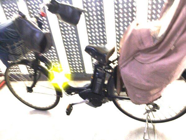 冷や汗・・・エエッ!?電動自転車が壊れた。