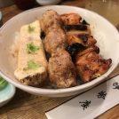 【京橋】やきとりの老舗「伊勢廣」本店でランチ丼を1050円で食べるには!