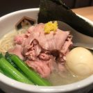 【錦糸町】行列必至店「真鯛らーめん 麺魚」が駅前PARCOにお目見え!