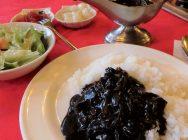 【馬車道】「黒い」は美味しい!グリル・エスのハヤシライス