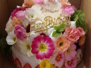口コミで話題!花のケーキと三津ロール『スローエイジングカフェユーキチ』@松山