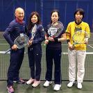 服部 誠司さん「やさしいクォーターテニス」