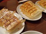 【宇都宮】ほんのりピンク色でかわいい餃子も!「豚嘻嘻」の餃子3種類を食べ比べ