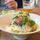 東北の新鮮食材が食べられるグリルみのるの美味しいランチ