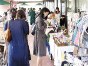 【出店者募集】4月13日(土)、鹿児島中央ビルディング2階テラスで「なかにわマルシェ」を開催