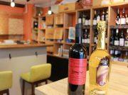 【リニューアル】イタリアワイン専門店に角打ちスペースが登場!「ワインショップ Vina」おつまみ持ち込みOK