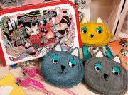 【リニューアル】ネコグッズが満載!「雑貨屋カミーユ」アニマルモチーフ・服・海外の文房具も販売