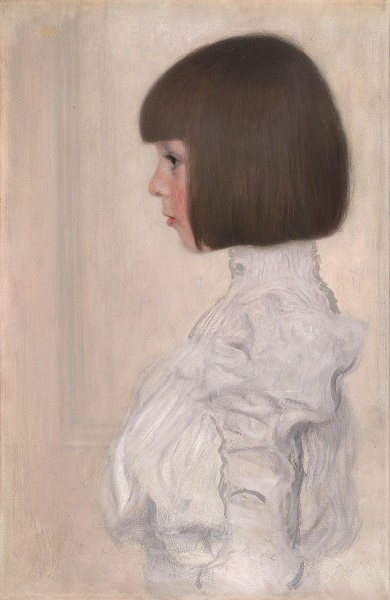 ヘレーネ・クリムトの肖像