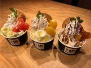 新規オープン・食べるのがモッタイナイ!?「マンハッタンロールアイスクリーム 」