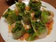 大阪・谷四「タイ食堂RAK」で野菜たっぷりお手頃価格のタイ料理