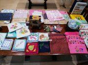 手織りカディ綿製品を展示販売「ギャラリーサクラモヒラ」大宮