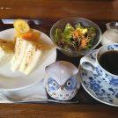 ドリンク代+120円~のお得なモーニングは午後2時までOK!「珈蔵 箕面店」