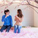 【南青山】120万枚の桜の花びらプールで日本酒を飲む!サクラチルバー