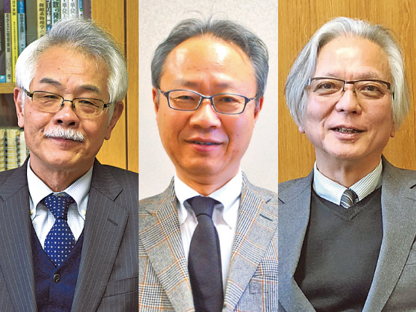 京都大学・大阪大学・神戸大学 副学長インタビュー