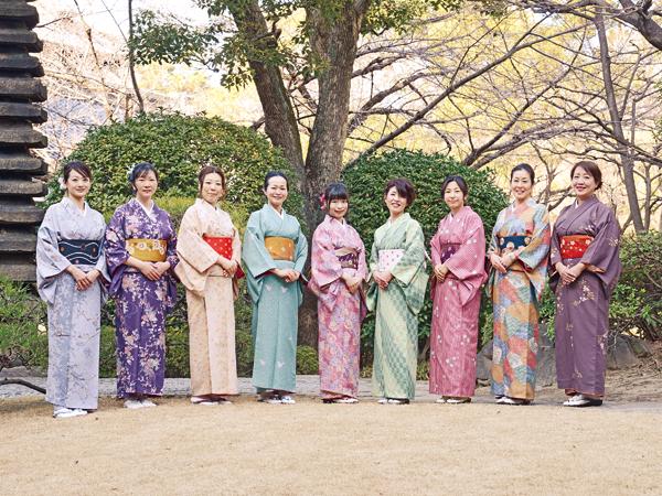 着物姿で和文化を堪能!「和ごころおもてなしin太閤園」を開催[PR]