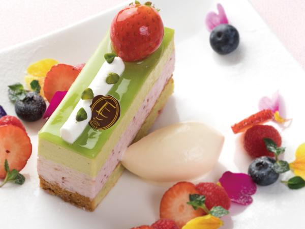 ケーキの盛り付け、ガーデニングetc…暮らしのシーンに〝春〟を描く