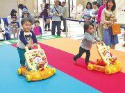【参加者募集】5/18(土)第6回HDC神戸カップ「赤ちゃんハイハイ&カタカタ競争」