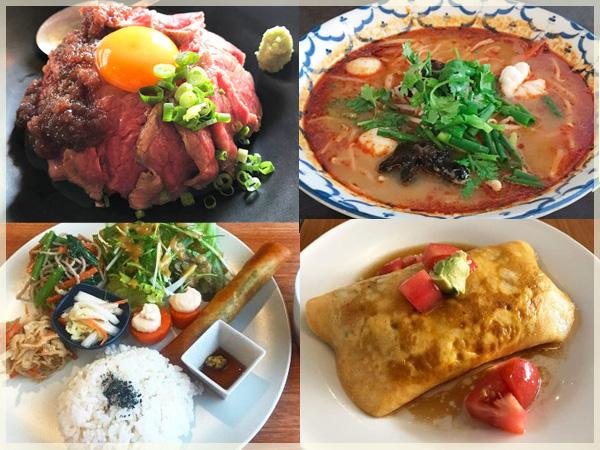 立川で美味しい「ランチが食べたい」時にオススメのお店8選