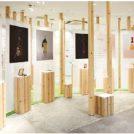 ラスカ平塚で、5月6日まで「時代を彩る化粧品展」開催中