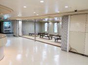 松山-小倉 船中泊快眠の旅。事前準備で楽しい船中を。