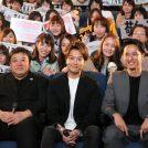 表現者としてのTAKAHIROが誕生した!映画『僕に、会いたかった』舞台挨拶(ベイシティ)