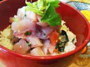 コスパ抜群で美味しい海鮮丼!吉祥寺「福郎」で居酒屋ランチ